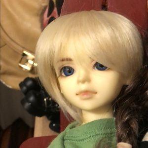 BJD MSD SD 1/4 Volks Doll
